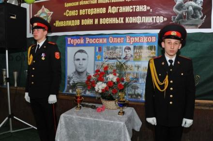 Турнир по вольной борьбе памяти Героя России Олега Ермакова
